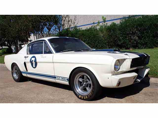 1966 Shelby GT350 | 967881