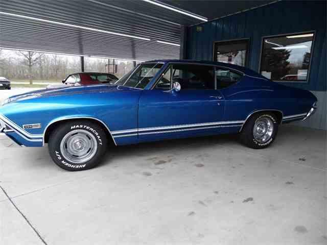 1968 Chevrolet Chevelle | 967887