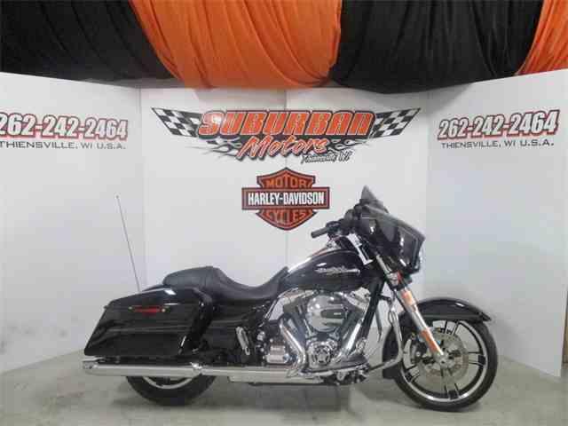 2016 Harley-Davidson® FLHXS - Street Glide® Special | 967895