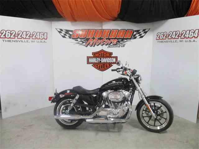 2016 Harley-Davidson® XL883L - Sportster® SuperLow® | 967896