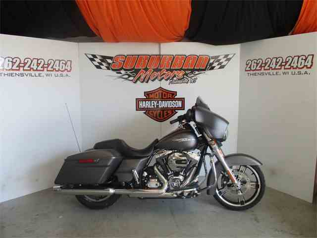 2016 Harley-Davidson® FLHXS - Street Glide® Special | 967899