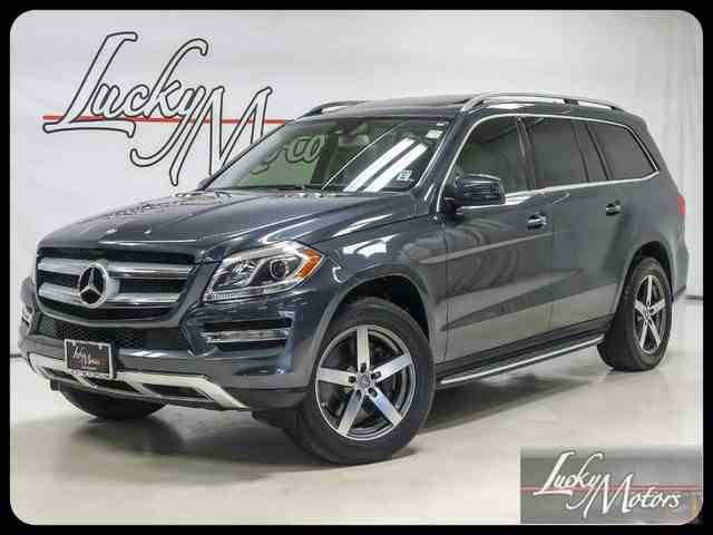 2013 Mercedes-Benz GL450 | 967913