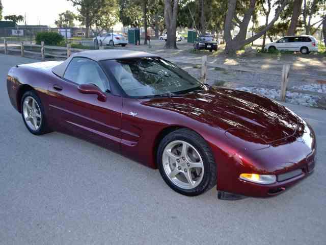 2003 Chevrolet Corvette | 967921