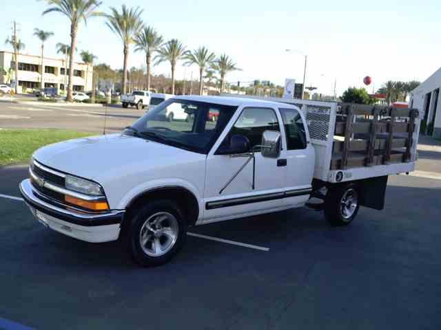 1998 Chevrolet S10   967923