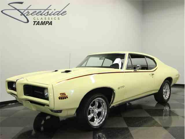 1968 Pontiac GTO | 967924