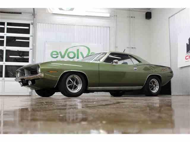 1970 Plymouth Cuda   967925