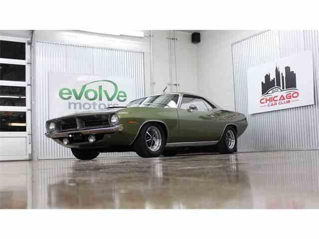 1970 Plymouth Cuda | 967925
