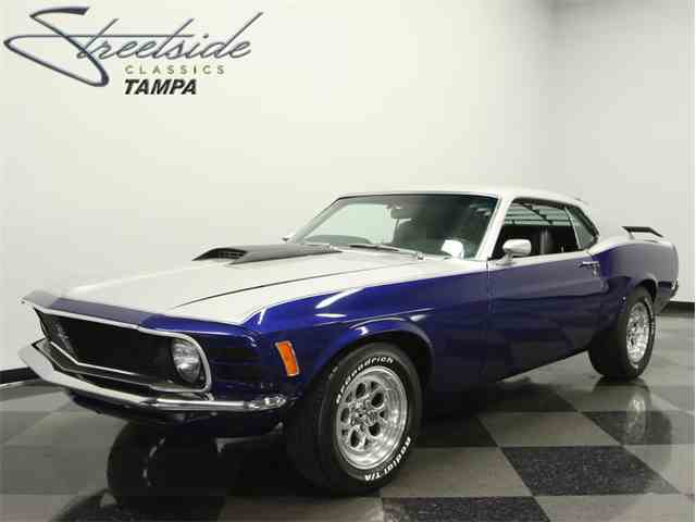 1970 Ford Mustang | 967929