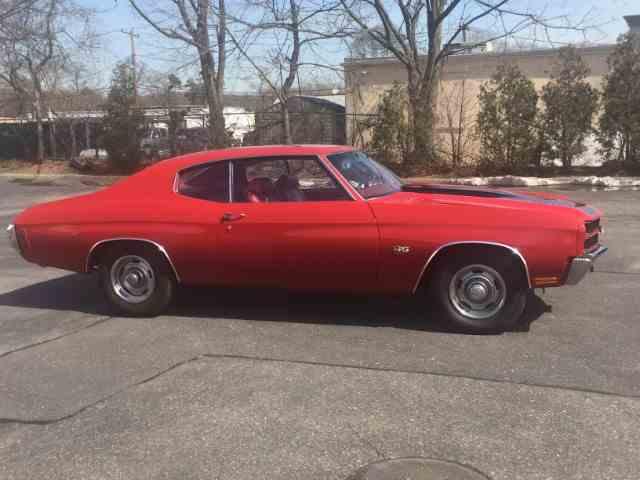 1970 Chevrolet Chevelle   967937