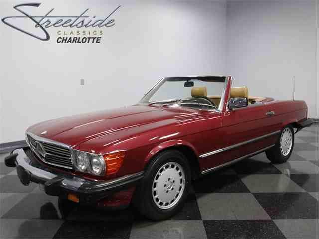 1989 Mercedes-Benz 560SL | 967948