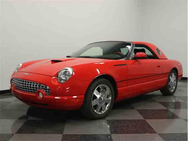 2002 Ford Thunderbird | 967952