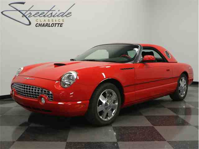 2002 Ford Thunderbird | 967952