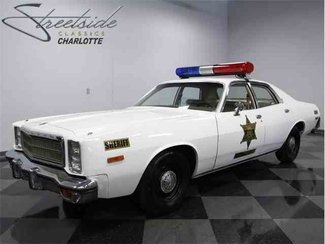 1977 Plymouth Fury Hazzard Co. Police Cruiser | 967955