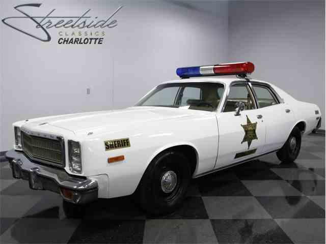 1977 Plymouth Fury Hazzard Co. Police Cruiser | 967955