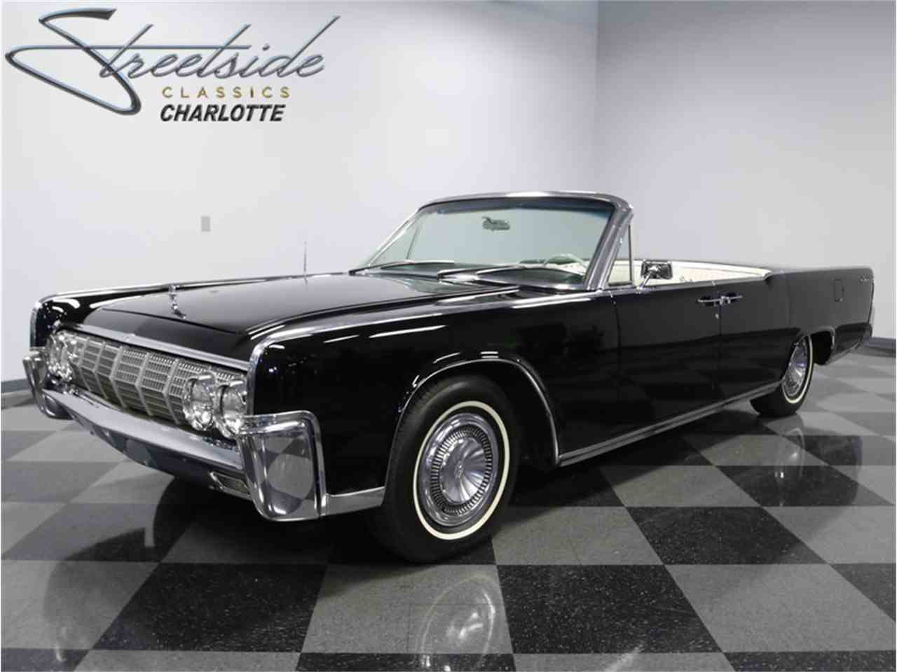 1964 lincoln continental for sale cc 967968. Black Bedroom Furniture Sets. Home Design Ideas