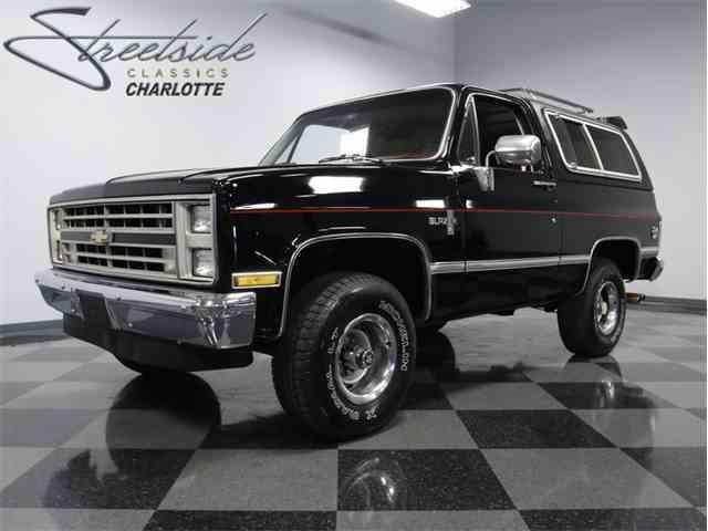 1986 Chevrolet Blazer K5 4X4 | 967971