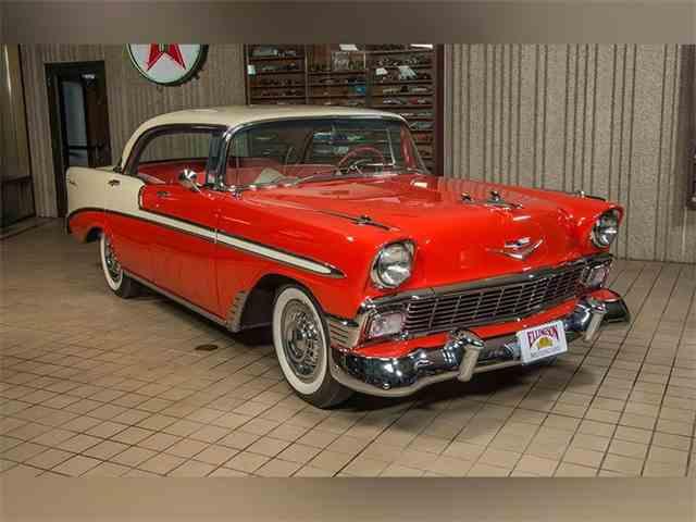 1956 Chevrolet Bel Air   967974