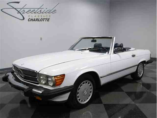 1986 Mercedes-Benz 560SL | 967976
