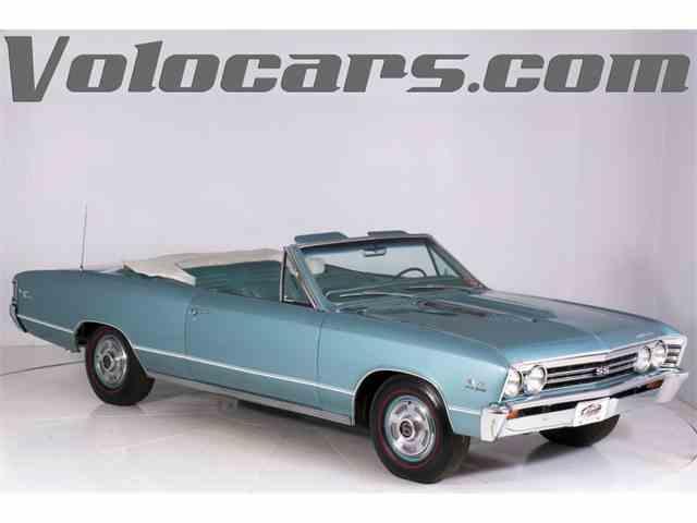 1967 Chevrolet Chevelle SS | 967978