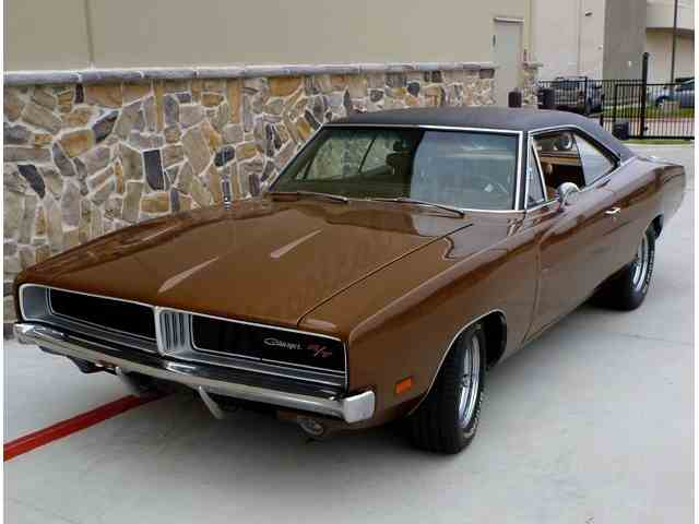 1969 Dodge Charger R/T | 967980