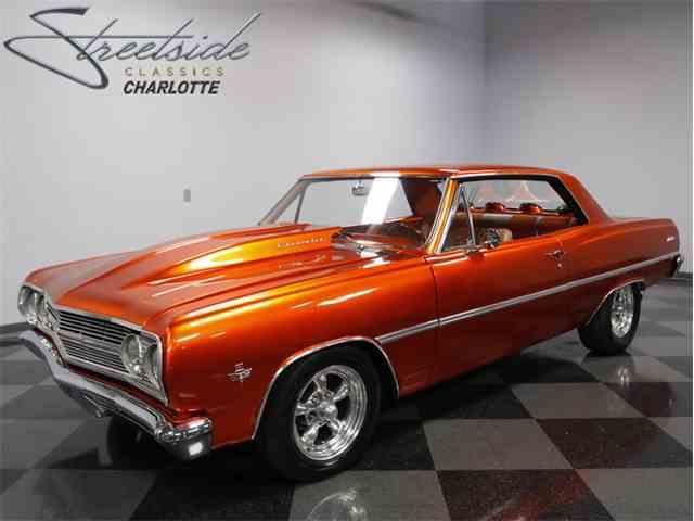 1965 Chevrolet Chevelle Malibu | 967985