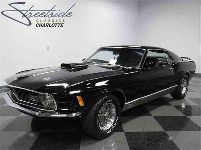 1970 Ford Mustang Mach 1 | 967990