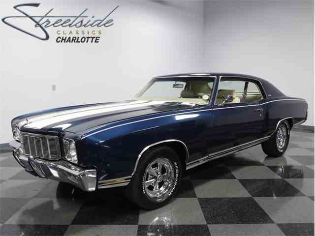 classic chevrolet monte carlo ss for sale on classiccars. Black Bedroom Furniture Sets. Home Design Ideas