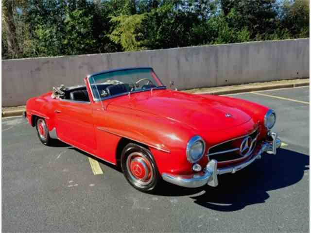 1958 Mercedes-Benz 190SL | 967995