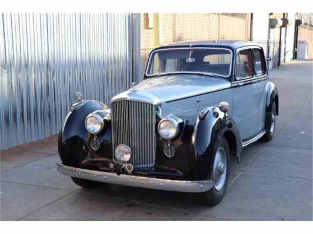1950 Bentley Mark VI | 967996
