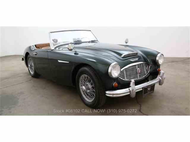 1959 Austin-Healey 100-6 | 968000