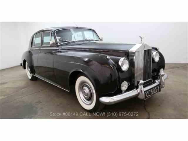 1958 Rolls Royce Silver Cloud I | 968004