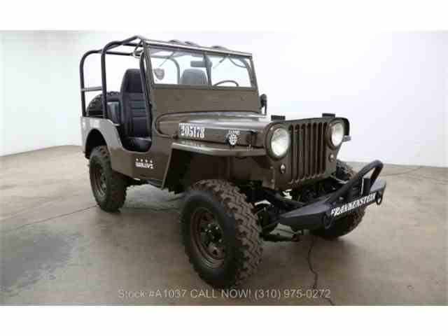 1948 Willys CJ2A Jeep | 968005
