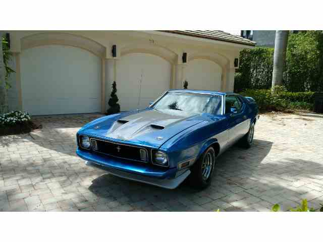 1973 Ford Mustang | 968011