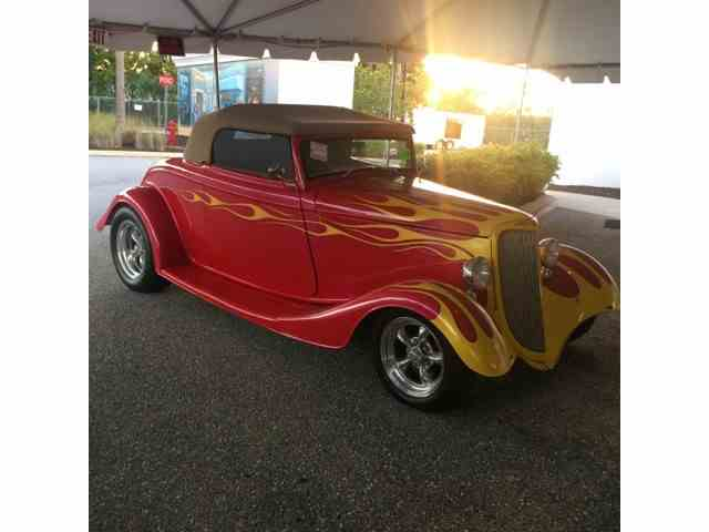 1934 Ford Street Rod | 968012