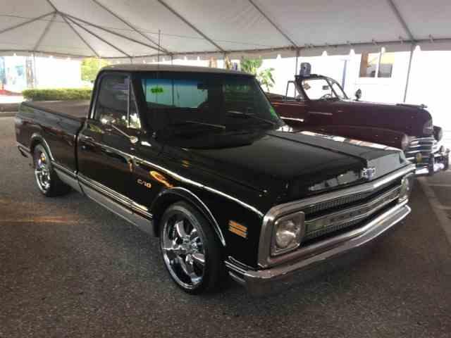1969 Chevrolet C/K 10 | 968013