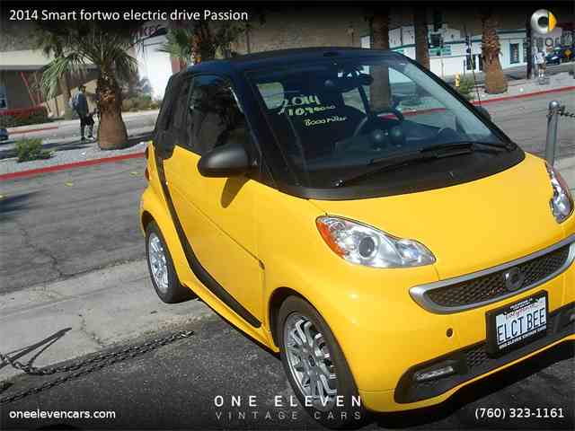 2014 Smart fortwo electric drive Passion | 968016
