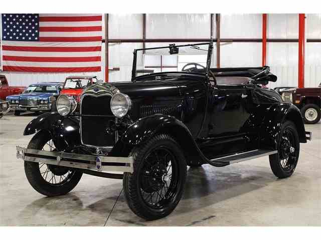 1928 Ford Model A | 968017