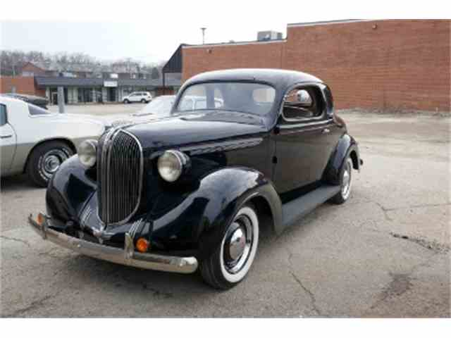 1938 Plymouth Business Coupe | 968019