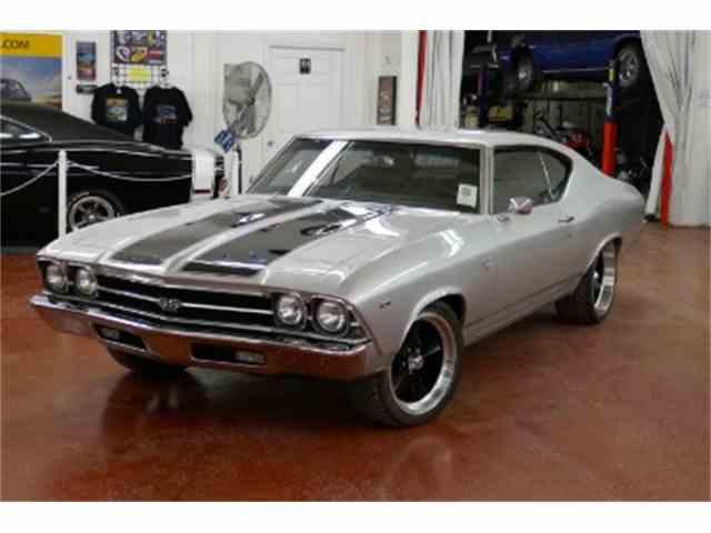 1969 Chevrolet Chevelle   968021