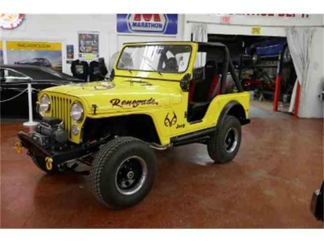 1978 Jeep Wrangler | 968028