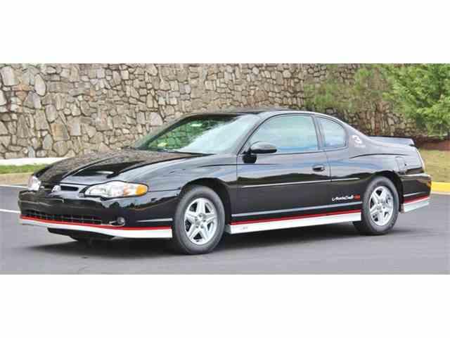 2002 Chevrolet Monte Carlo | 968029