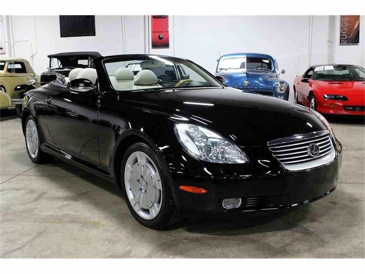 2003 lexus sc430 for sale cc 968032. Black Bedroom Furniture Sets. Home Design Ideas