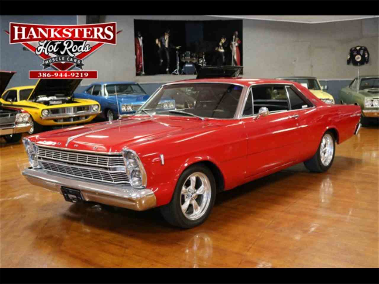 1966 ford galaxie 500 for sale cc 968038. Black Bedroom Furniture Sets. Home Design Ideas