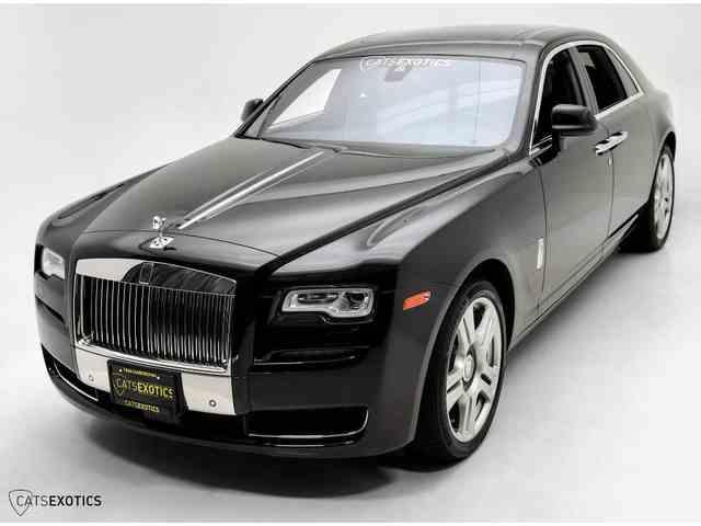 2015 Rolls-Royce Silver Ghost | 968044