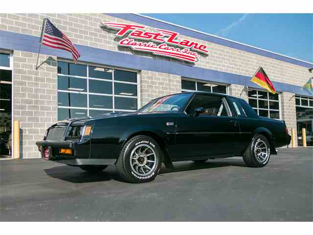 1985 Buick Grand National | 968046