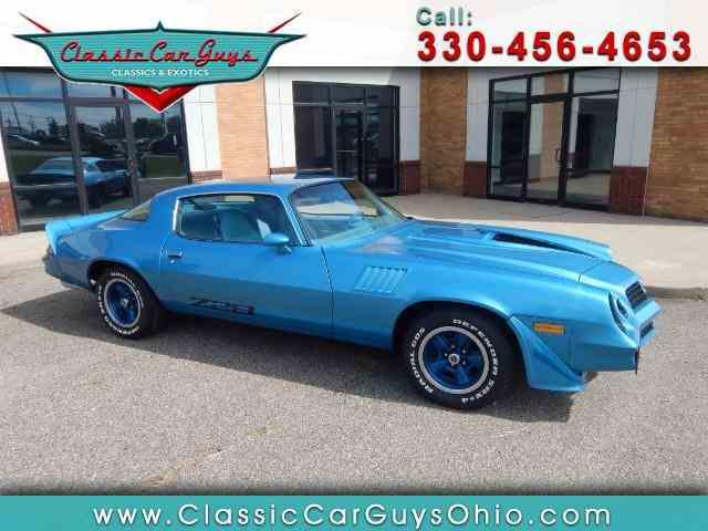 1979 Chevrolet Camaro | 968053