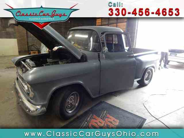 1957 Chevrolet Pickup | 968054