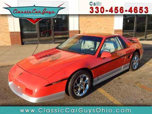 1985 Pontiac Fiero | 968055