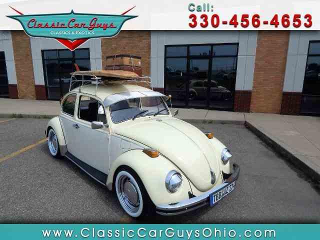 1970 Volkswagen Beetle | 968056