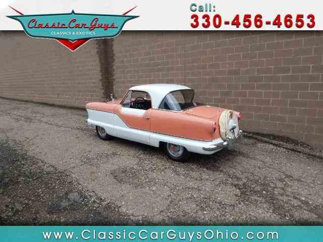 1960 Nash Metropolitan | 968058